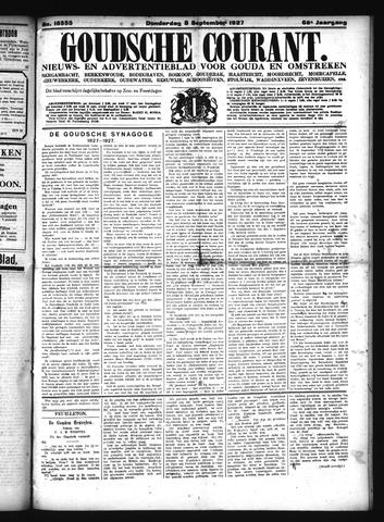 Goudsche Courant 1927-09-08