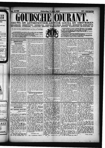 Goudsche Courant 1928-06-09