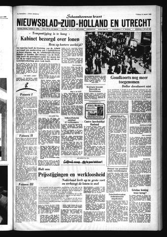 Schoonhovensche Courant 1968-03-15