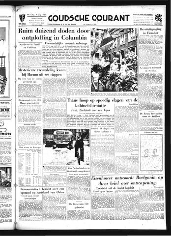 Goudsche Courant 1956-08-08