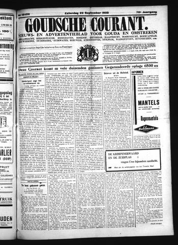 Goudsche Courant 1933-09-23