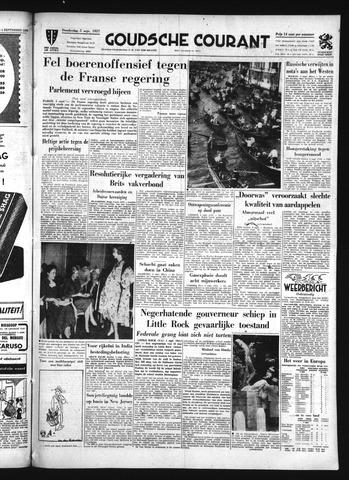 Goudsche Courant 1957-09-05