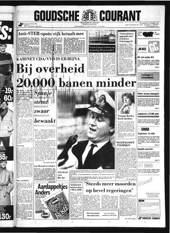 Goudsche Courant 1982-10-27