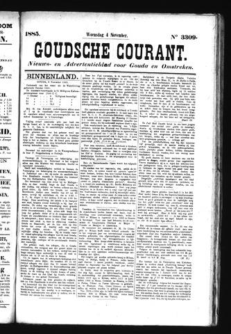 Goudsche Courant 1885-11-04