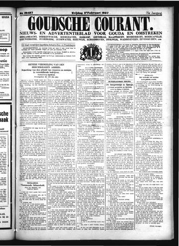 Goudsche Courant 1937-02-05