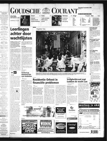 Goudsche Courant 2002-11-09