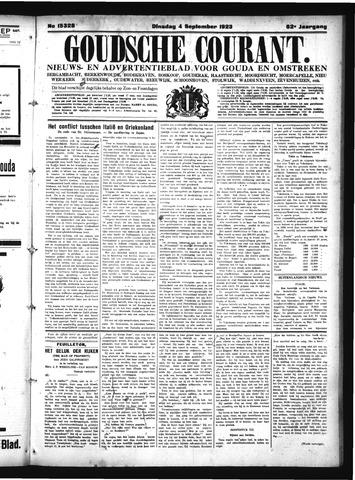 Goudsche Courant 1923-09-04