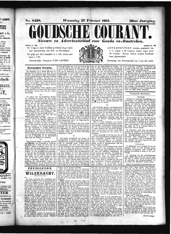Goudsche Courant 1901-02-27
