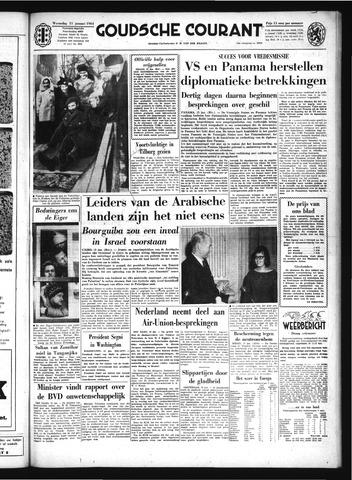 Goudsche Courant 1964-01-15
