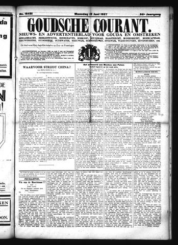 Goudsche Courant 1927-06-13