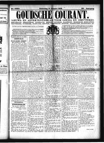 Goudsche Courant 1928-01-14