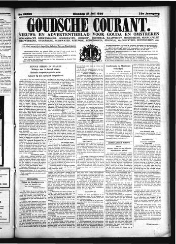 Goudsche Courant 1936-07-21