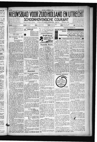 Schoonhovensche Courant 1931-02-13