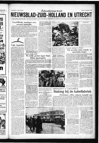 Schoonhovensche Courant 1960-09-02