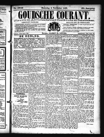 Goudsche Courant 1918-11-04