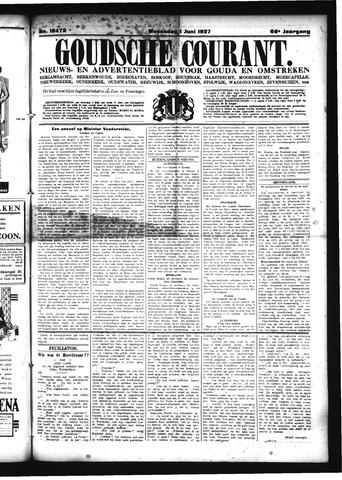 Goudsche Courant 1927-06-01