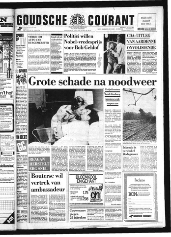 Goudsche Courant 1985-07-15