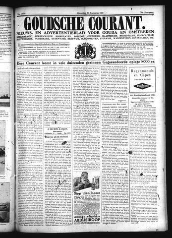 Goudsche Courant 1937-08-21