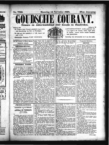 Goudsche Courant 1898-11-14