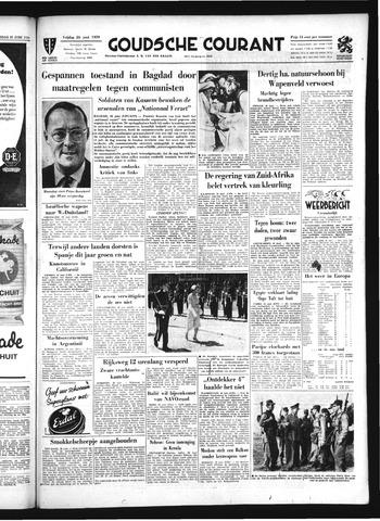 Goudsche Courant 1959-06-26