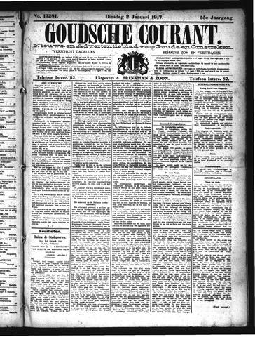 Goudsche Courant 1917-01-02