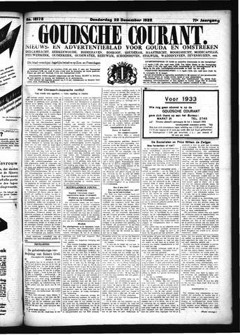 Goudsche Courant 1932-12-22