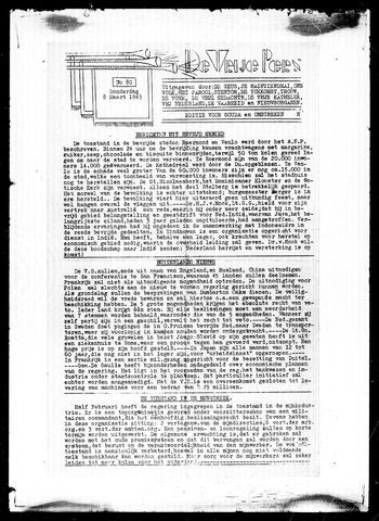 De Vrije Pers 1945-03-08