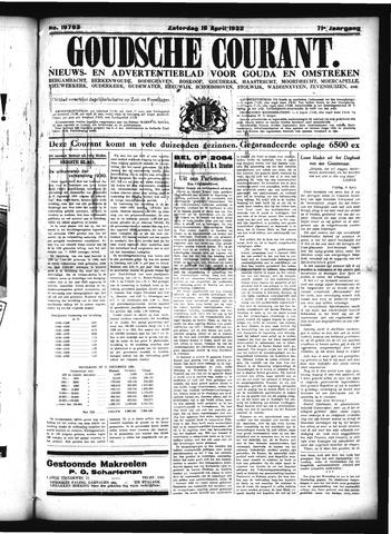 Goudsche Courant 1932-04-16