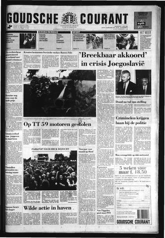 Goudsche Courant 1991-07-01