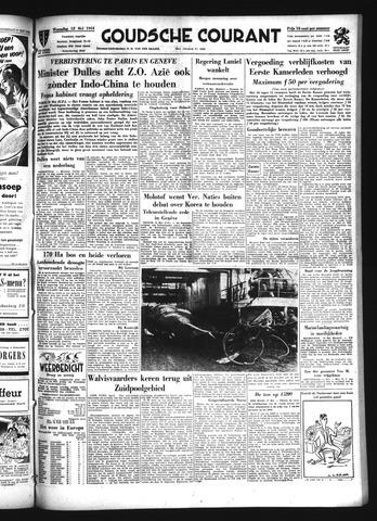 Goudsche Courant 1954-05-12