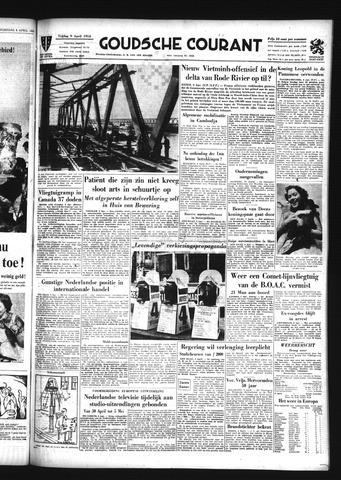 Goudsche Courant 1954-04-09