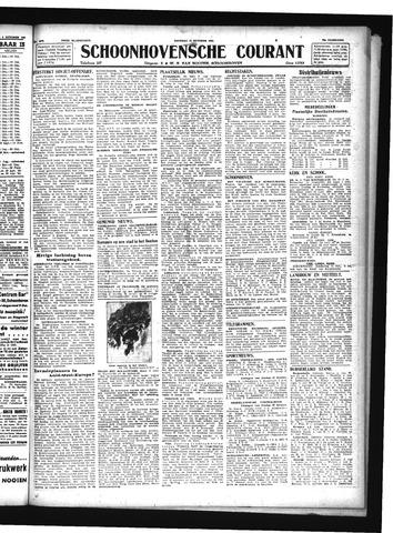 Schoonhovensche Courant 1943-10-12