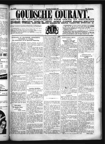 Goudsche Courant 1937-04-20
