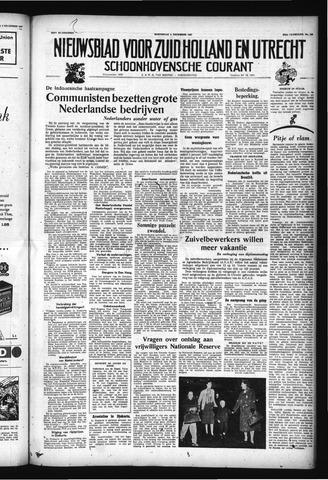 Schoonhovensche Courant 1957-12-04