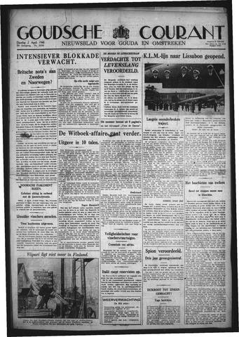 Goudsche Courant 1940-04-02