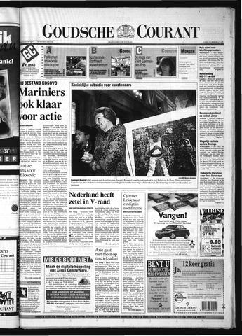 Goudsche Courant 1998-10-09