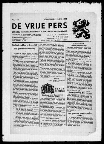 De Vrije Pers 1945-07-12