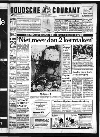 Goudsche Courant 1985-10-23