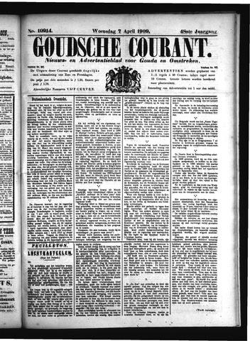 Goudsche Courant 1909-04-07