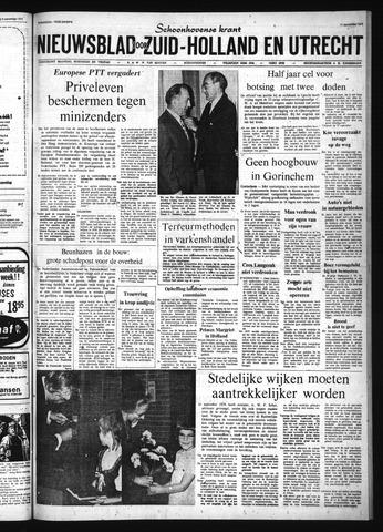 Schoonhovensche Courant 1972-09-11