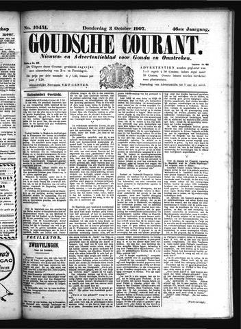 Goudsche Courant 1907-10-03