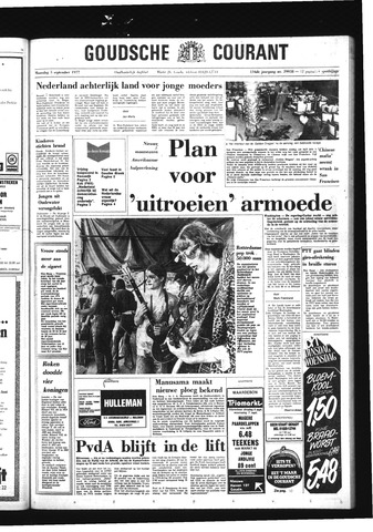 Goudsche Courant 1977-09-05