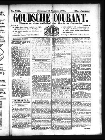 Goudsche Courant 1898-08-10