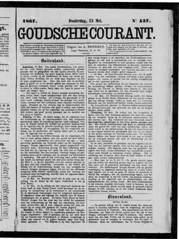 Goudsche Courant 1867-05-23
