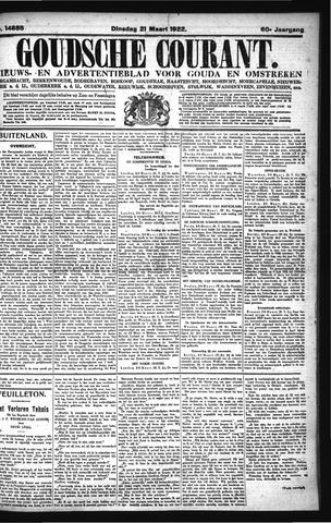 Goudsche Courant 1922-03-21