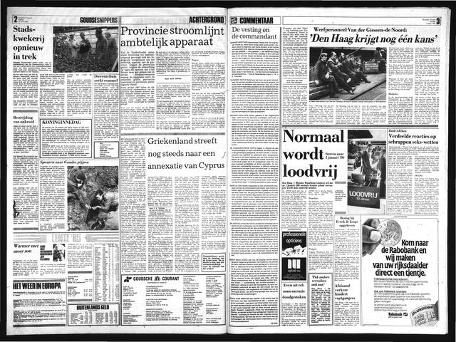 Goudsche Courant 1985-04-16