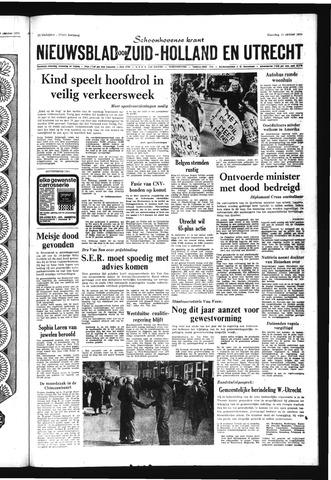 Schoonhovensche Courant 1970-10-12