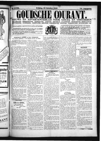 Goudsche Courant 1933-10-20