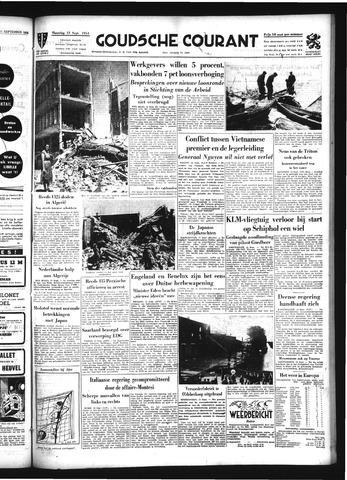 Goudsche Courant 1954-09-13