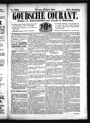 Goudsche Courant 1894-04-10